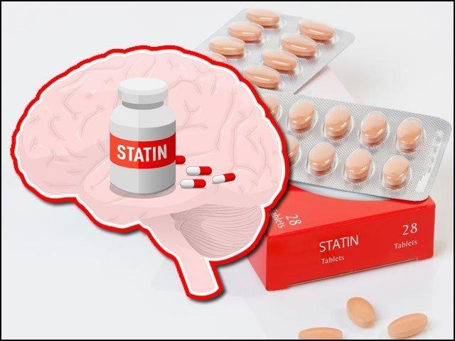 لائپوفیلک قسم کی اسٹیٹن دوائیں استعمال کرنے والوں میں ڈیمنشیا کا خطرہ دوسرے مریضوں سے زیادہ دیکھا گیا۔ (فوٹو: انٹرنیٹ)