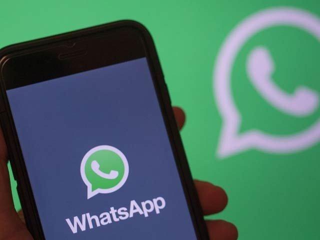 واٹس ایپ نے فون کے بغیر آن لائن ورژن پر غور شروع کردیا ہے۔ فوٹو: فائل