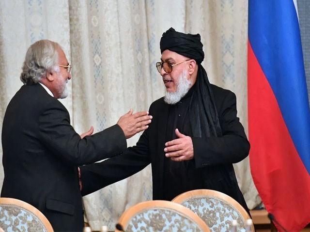 طالبان بھی 20 سالہ جنگ سے تھک گئے ہیں، روسی سفیر، فوٹو: فائل