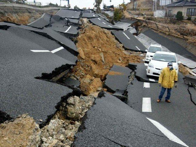 زلزلے میں کسی جانی یا مالی نقصان کی کوئی اطلاع نہیں ملی، امریکی جیولوجیکل سروے